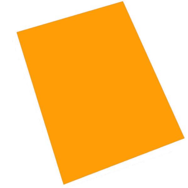 Картон В1 оранжевый Bamb...