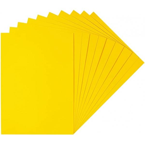 Картон  В2 темно-желты�...