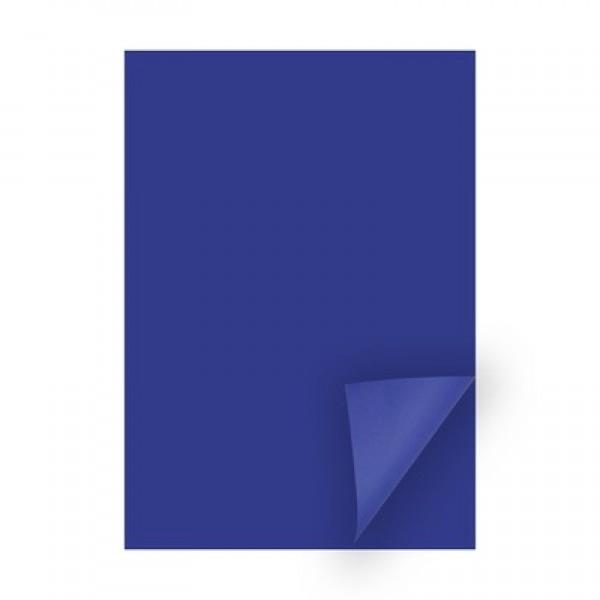 Картон  В2 темно-синий ...