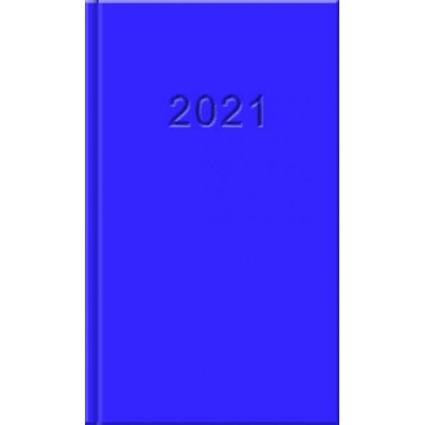 Еженедельник А7 2021 год Titanum