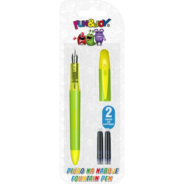 Ручка перьевая Fun & Jo...