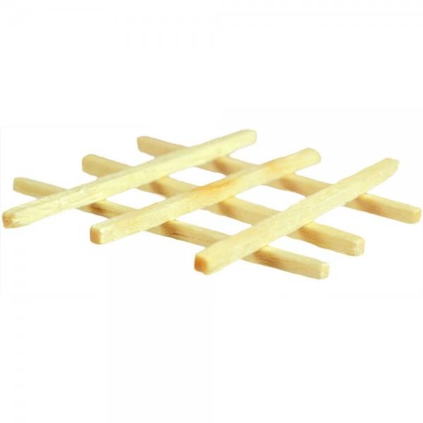 Палочки деревянные 48х2мм Titanum