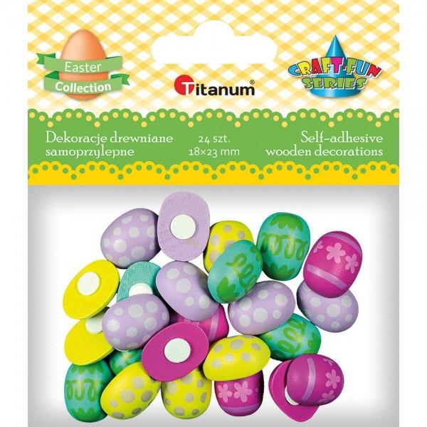 Пасхальные яйца дерево Titanum