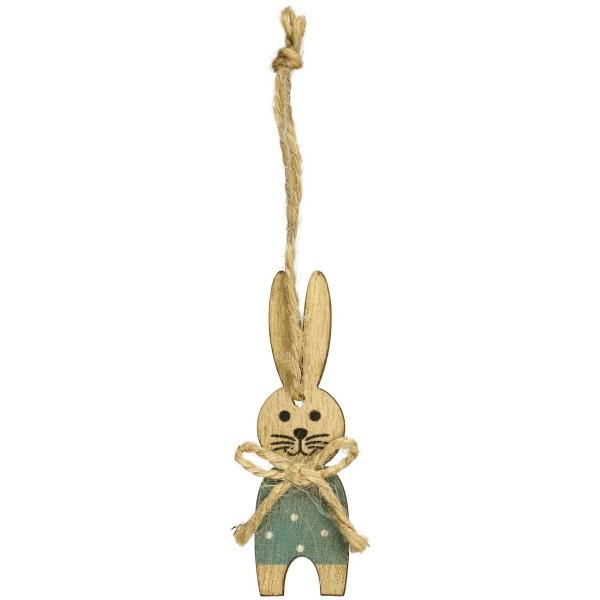 """Пайетки деревянные """"Кролик"""""""