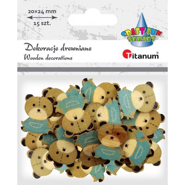 Мишки дерево Titanum