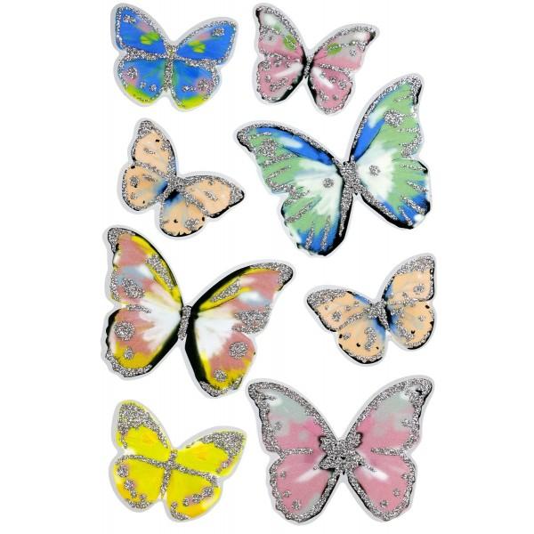 "Наклейки ""Бабочки"" Titanum"