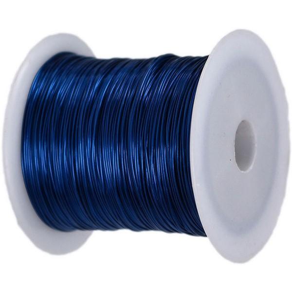 Проволока синяя  Titanum