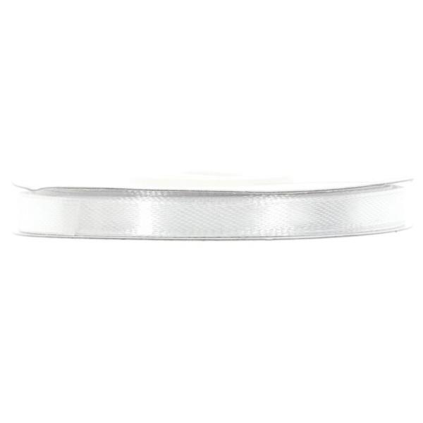 Лента 6 мм белая