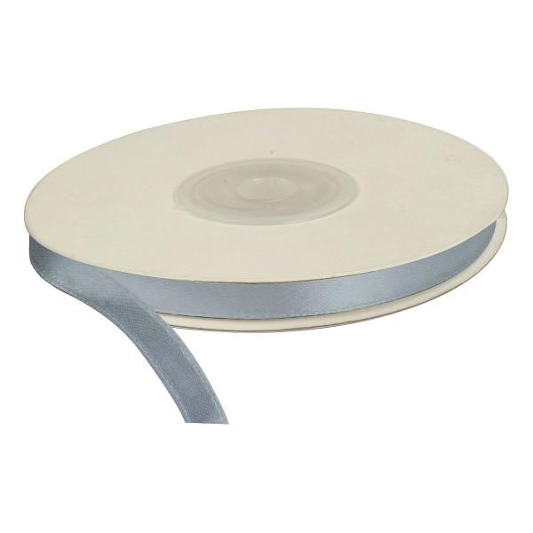 Лента (6ммх25м) серебро Titanum