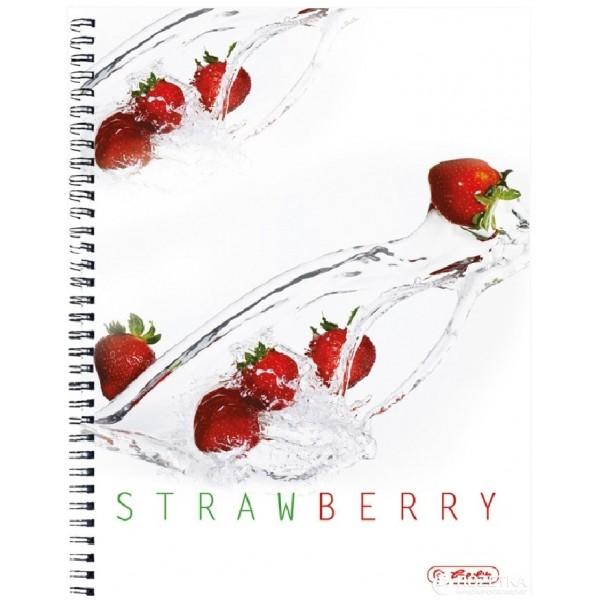 тетрадь Strawberry