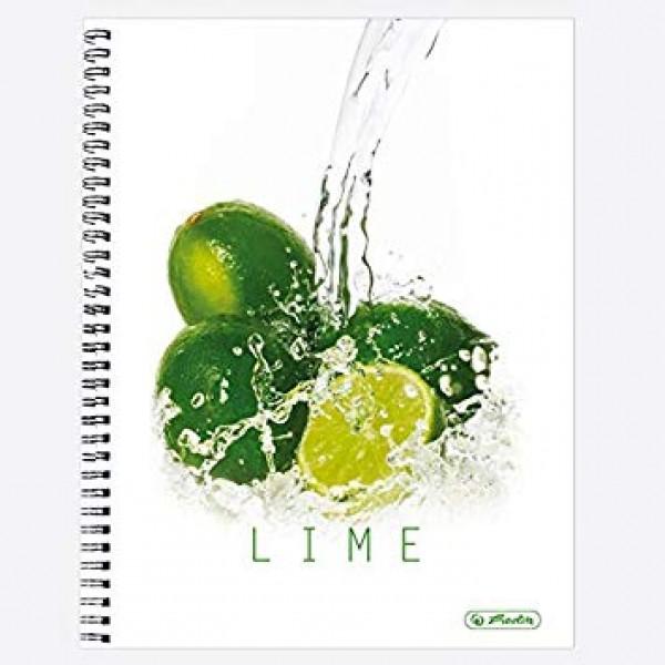 тетрадь Lime