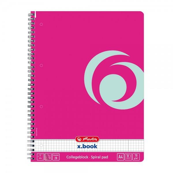 тетрадь Cool Pink