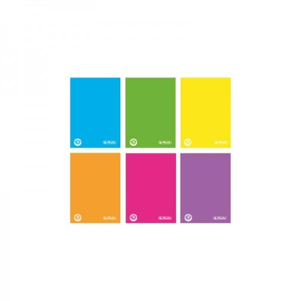 блокнот А6/96л. Color Bloking H...