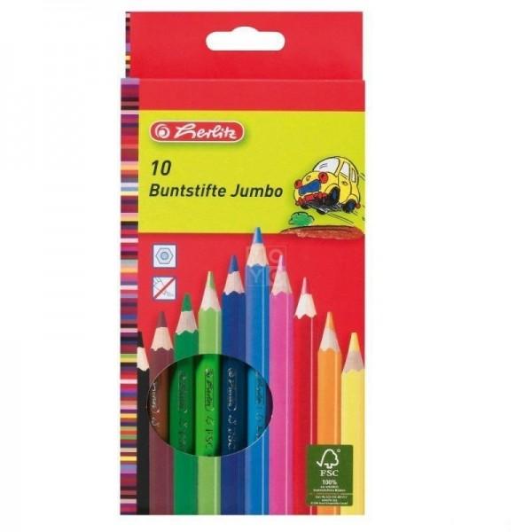 карандаши цветные Jumbo ...