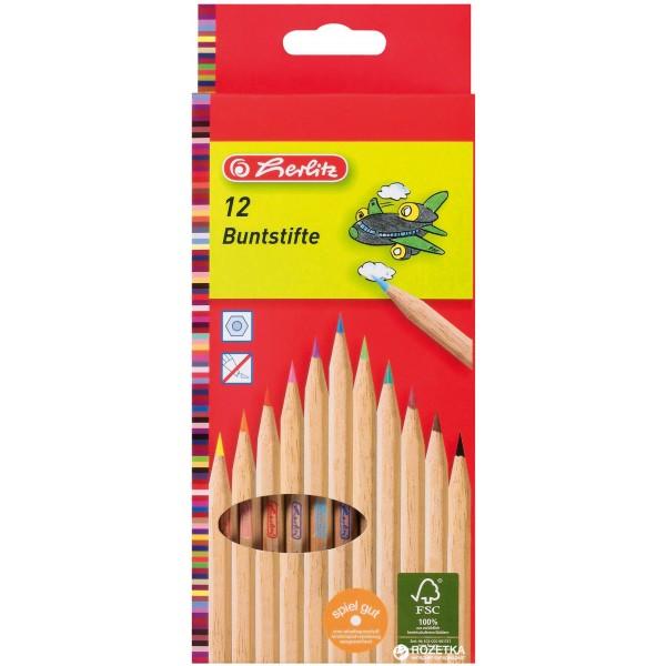 карандаши  Natural 12 цвет�...