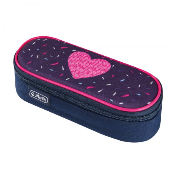 pouch case Tropical Heart