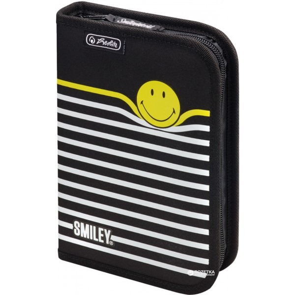 Smiley Black&Yellow Stripes