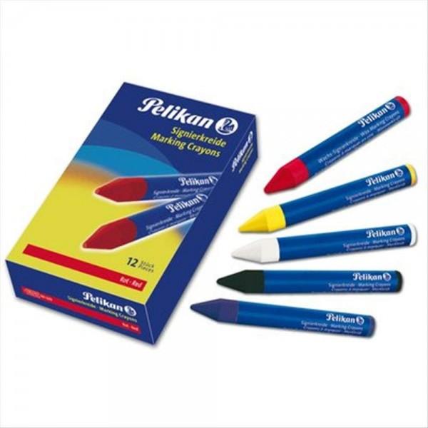 Маркер-карандаш 12 мм, красный
