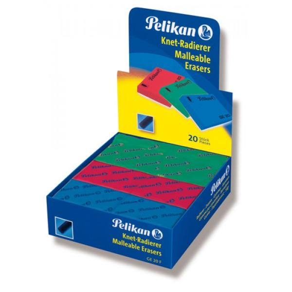Ластик цветной Pelikan