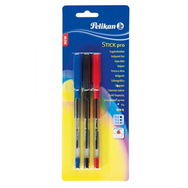 Ручка шариковая Stick Pro ...