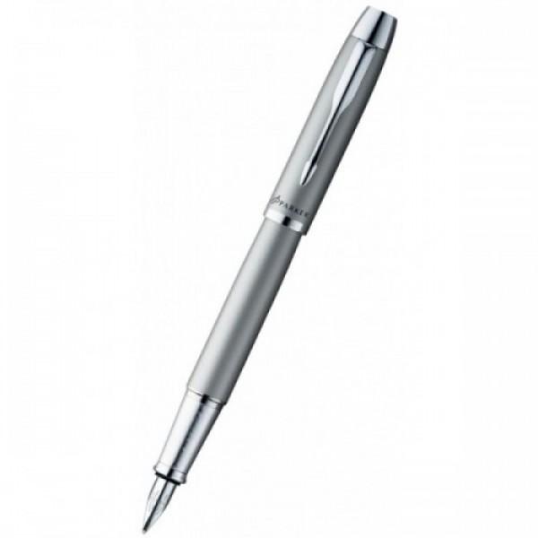 Ручка перо Parker IM Silver CT