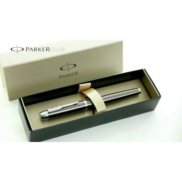 Ручка-роллер Parker IM Gun Metal CT