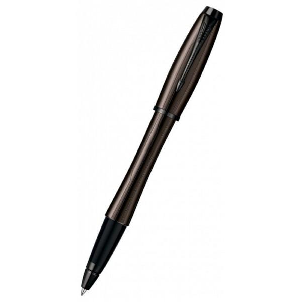 Ручка-роллер Parker Urban Premium Metallic Brown