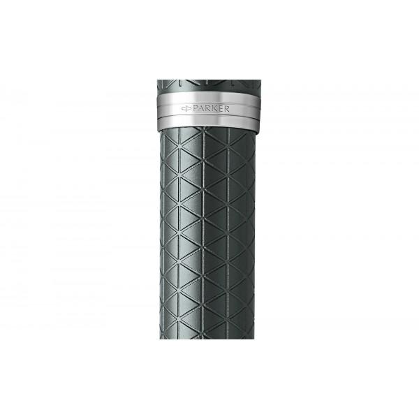 Ручка-роллер Parker IM Premium Green CT