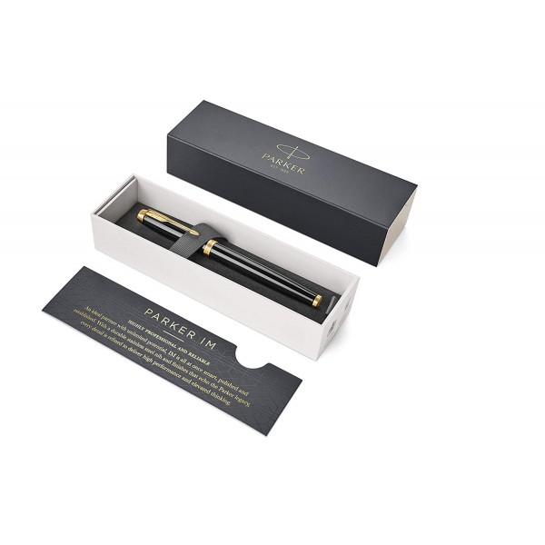 Ручка-роллер Parker IM Core Black GT