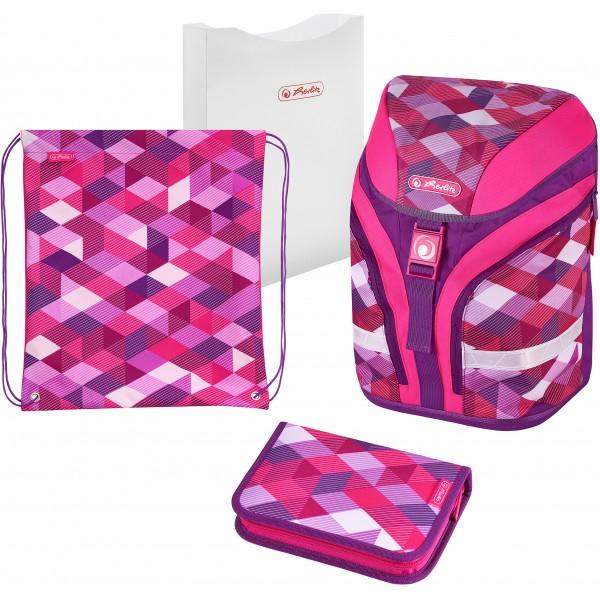 Motion Plus Pink Cubes