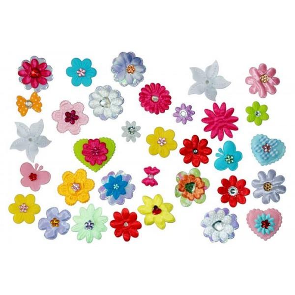 Цветочки в ассортименте